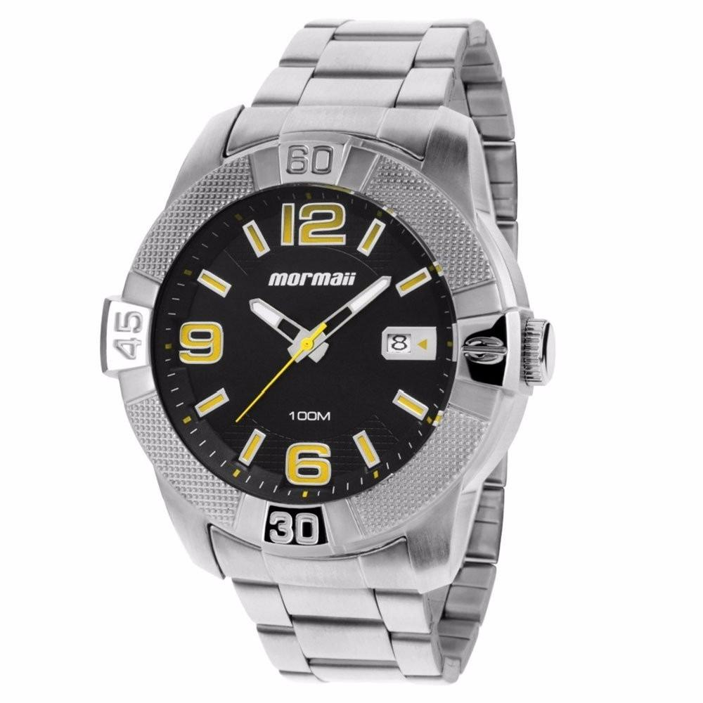 Relógio Mormaii Masculino Nautique Mo2315ar 1p Original - R  289,00 ... 57d965d6af