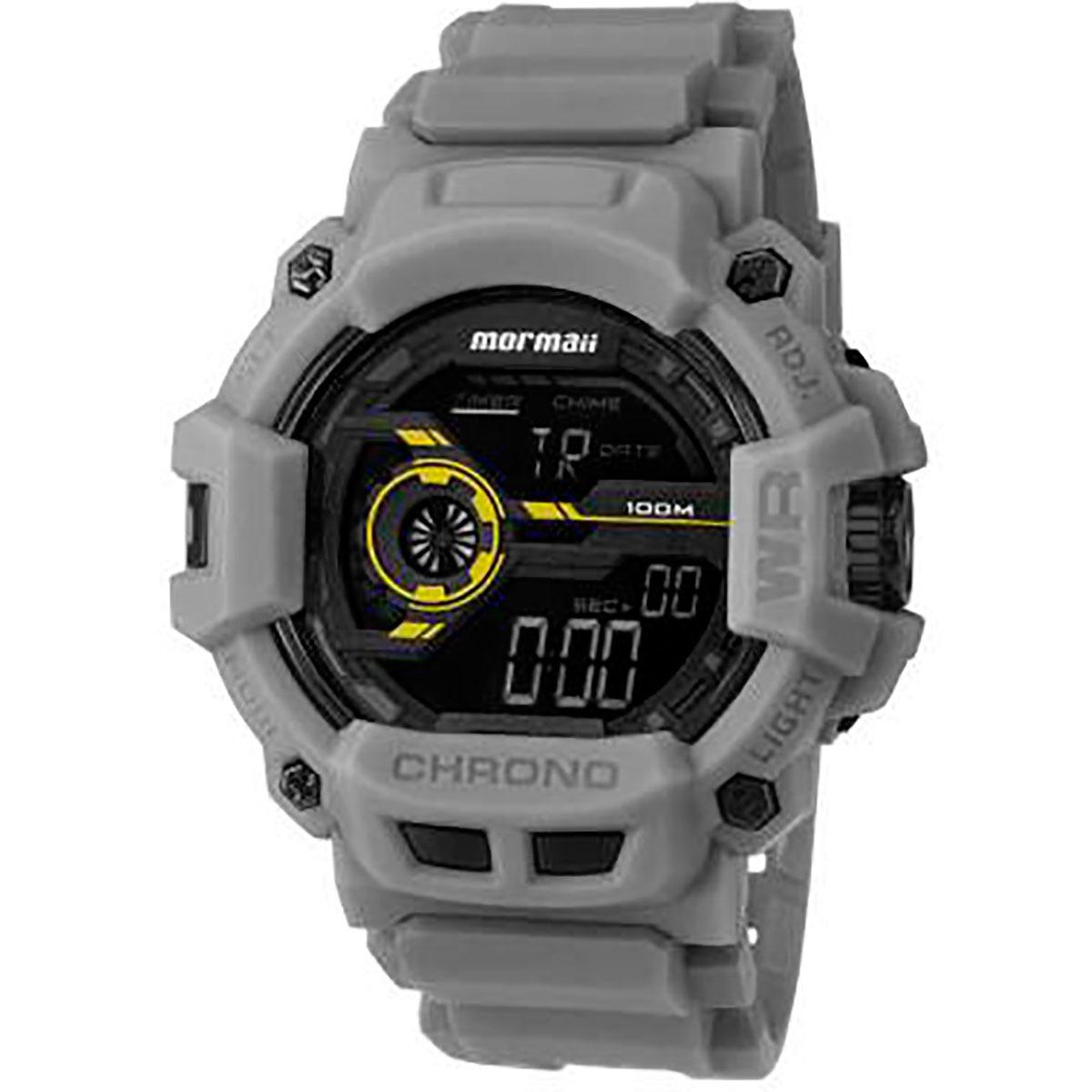 0bba694f7fa41 Relógio Mormaii Acqua Pro Adventure Masculino Mo1105ab 8y. - R  199 ...