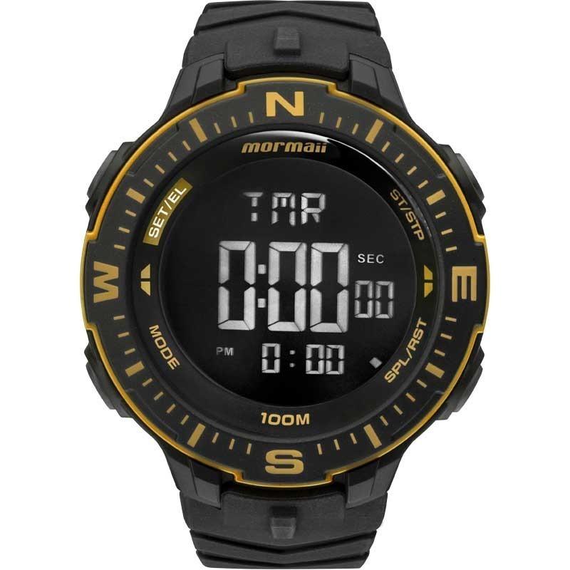 efdb10080ce3a Relógio Mormaii Masculino Acqua Preto Barato Nfe Monk005 8d - R  109 ...