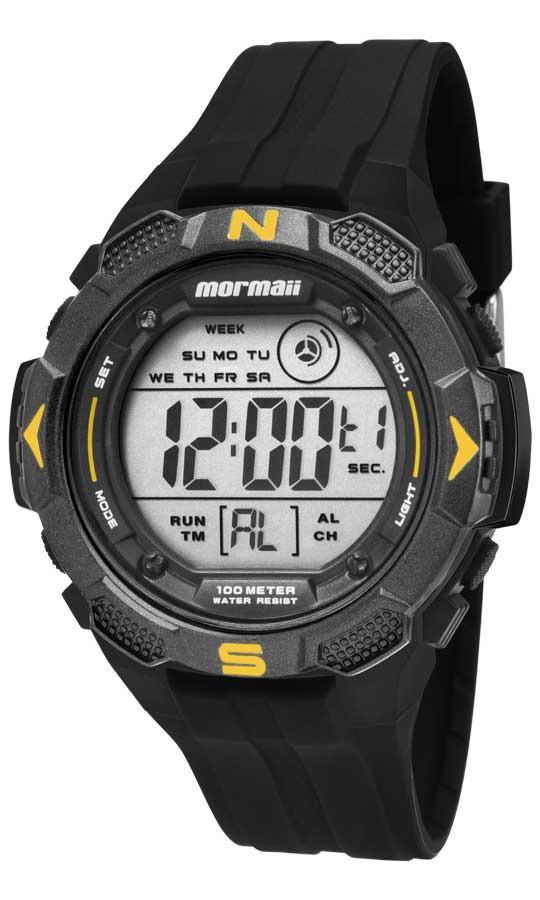 Relógio Mormaii Digital Preto Masculino Mo2908 8y - R  189,00 em ... 736908e67d