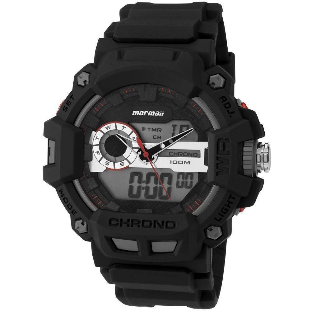 44883f70b26b3 Relógio Mormaii Masculino Moad1105b 8r - Loja Oficial Clocke - R  339