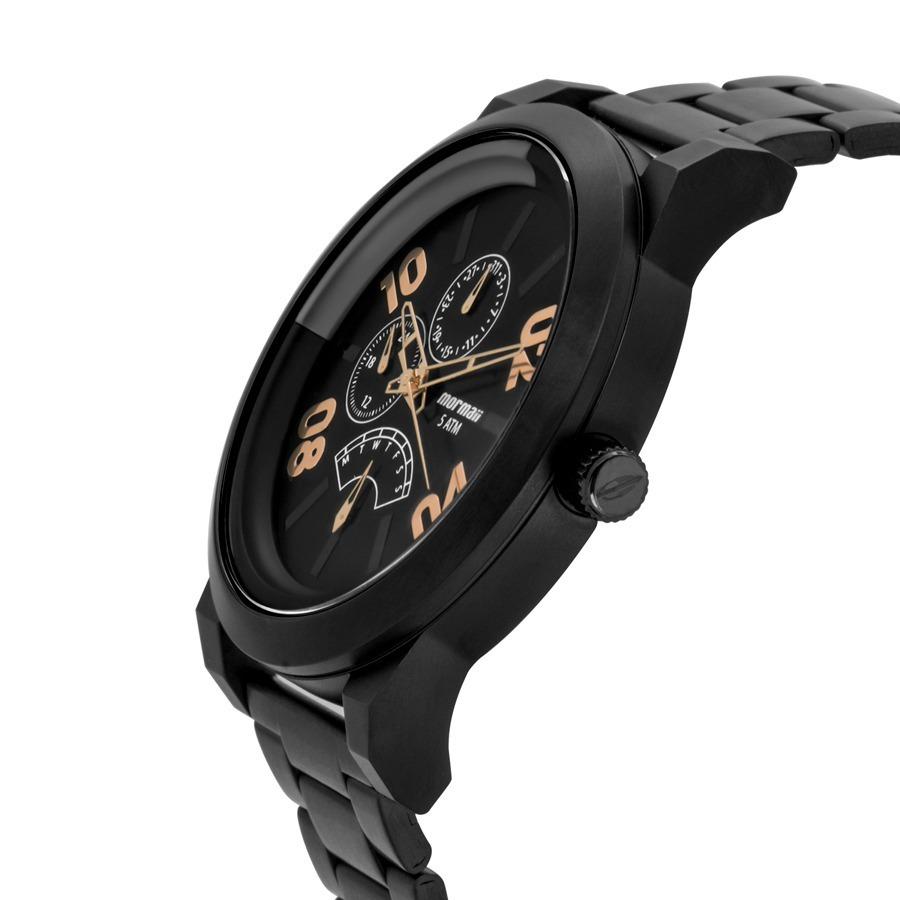Relógio Mormaii Masculino Urban Preto Fosco Nfe Mojr10ab 4j - R  255 ... e4d4bc683c