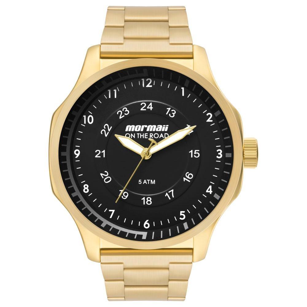 e85b9e438d3 Relógio Mormaii Masculino Flip - Mo2035gz 4d - R  259