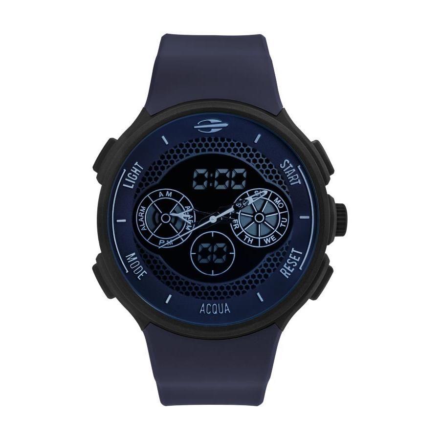 Relógio Mormaii Masculino Ref  Mo1608b 8c Anadigi Aqcua - R  359,90 ... 7a2c499f0b