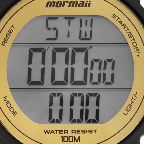 f2a5578a4607f Relógio Mormaii Masculino Com Monitor Cardíaco Mo11560aa 8d - R  285 ...