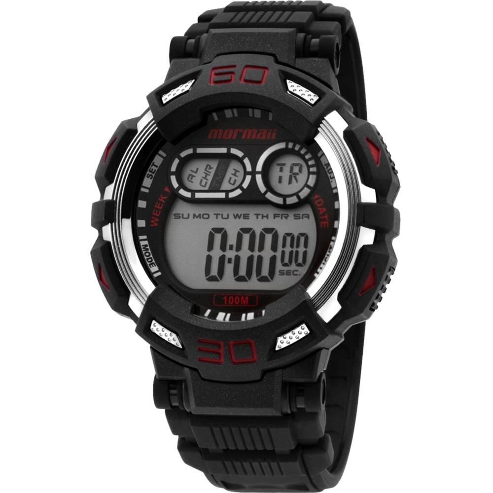 d2fd36b8aeeaa Relógio Mormaii Masculino Sports Mo1001 8r - Loja Oficial - R  219 ...