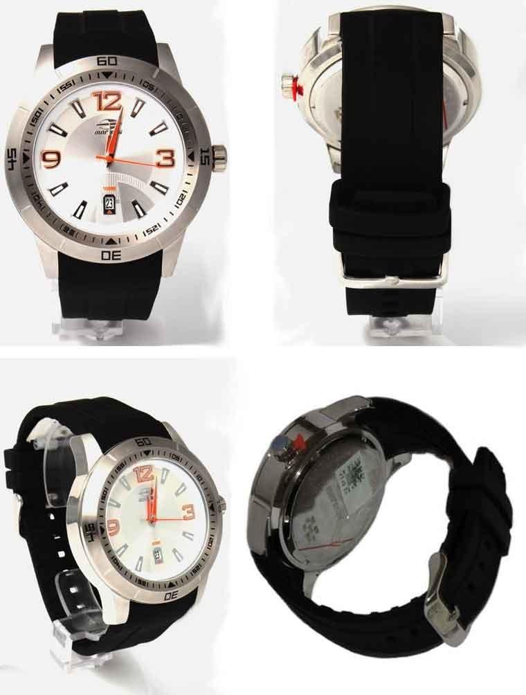06c41a7c5512c Relógio Mormaii Masculino Nautique Mo2315ad 8k - R  241,05 em ...
