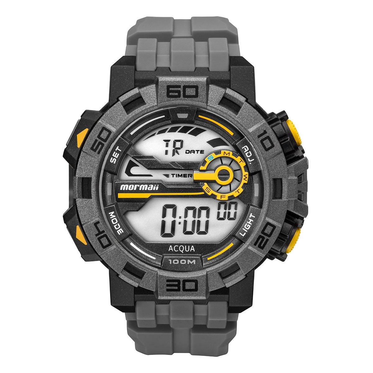 711d2da259703 Relógio Mormaii Acqua Masculino Mo1148ac 8c - R  229