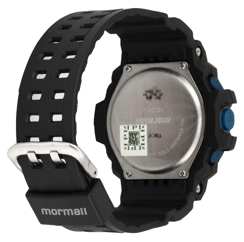 5435096b5e856 Relógio Mormaii Masculino Digital Mo3412 8a - C  Nota Fiscal - R  153