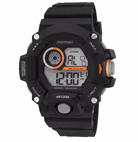 Relógio Mormaii Masculino Acqua Mo3412 8l Digital Lançamento - R  194,90 em  Mercado Livre 2d6d16c7a7