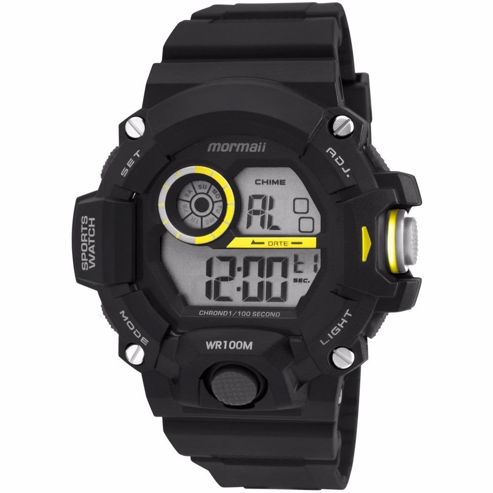 Relógio Mormaii Masculino Acqua Mo3412 8y Digital Lançamento - R ... 0ce92a5487