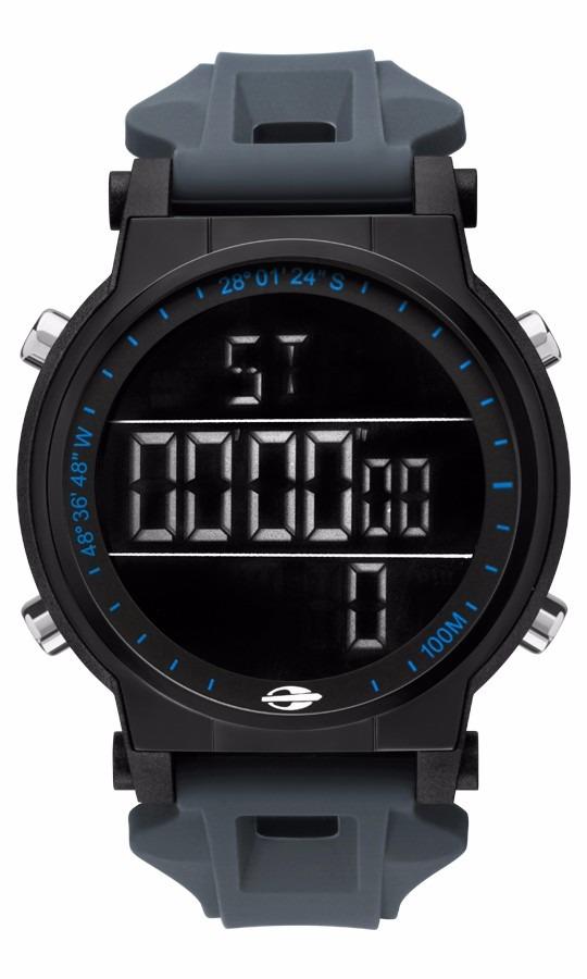 Relógio Mormaii Masculino Acqua Mo3577b 8p Lançamento - R  398,90 em ... 7f16385f20