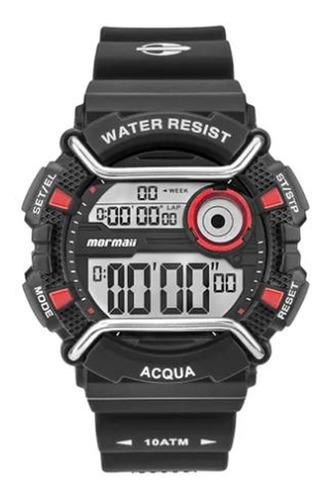 relógio mormaii masculino acqua monxd/8r