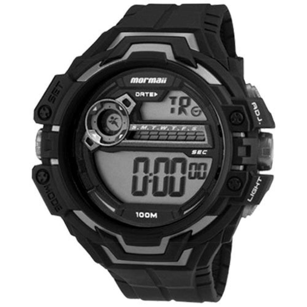 54414fe14ab90 Relógio Mormaii Masculino Acqua Pro Mo1082a 8p - R  184