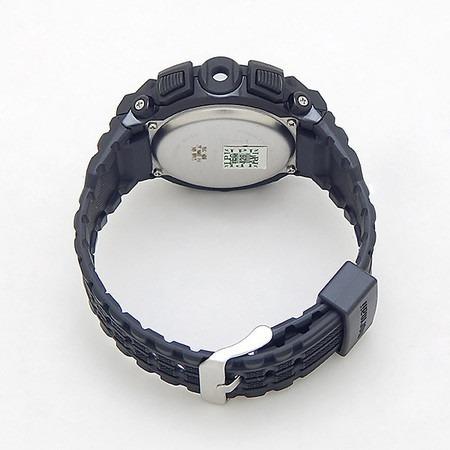 relógio mormaii masculino acqua pro preto mo1463a/8y