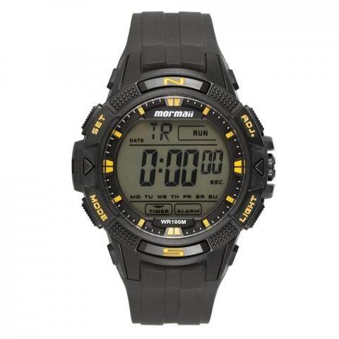 Relógio Mormaii Masculino Digital Preto Mo5001 8y - R  139,00 em Mercado  Livre 3220077fb5