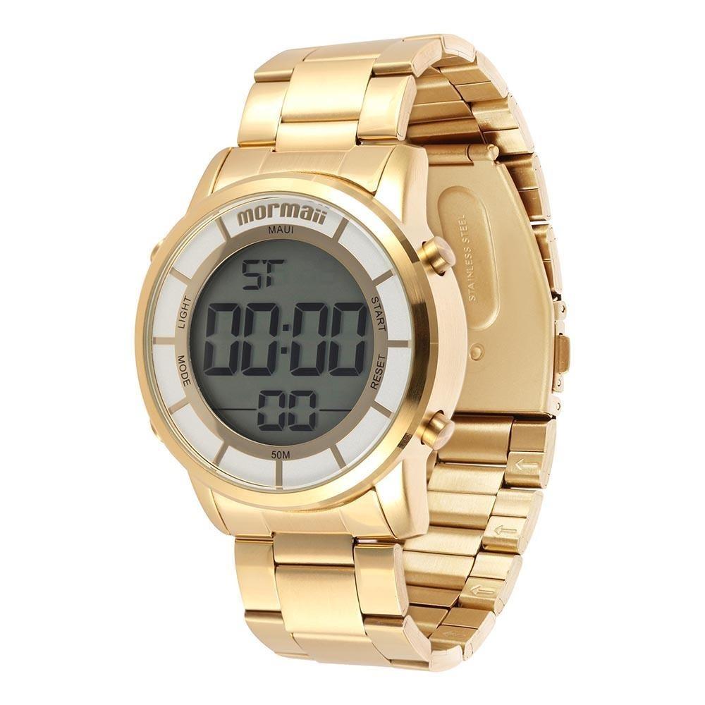 1aeb6e959d7cb relógio mormaii masculino dourado digital mobj3463dc 4d nota. Carregando  zoom.
