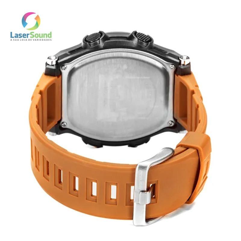 151ba8f7245e7 Relógio Mormaii Masculino Mo1192ac 8l C  Garantia E Nf - R  229