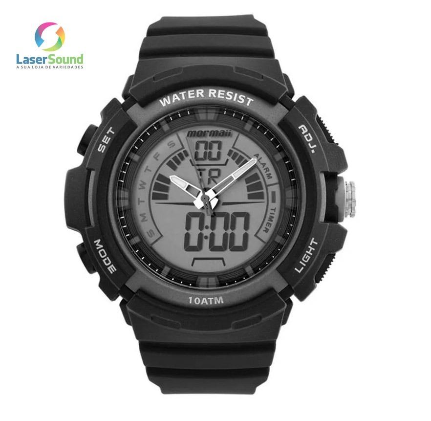 Relógio Mormaii Masculino Moad08902 8c, C  Garantia E Nf - R  234,00 ... 5d2971d423