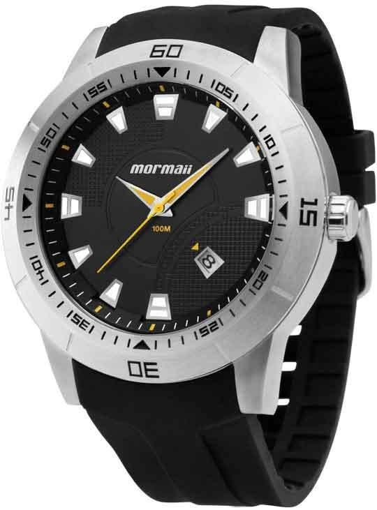 876831086b26f Relógio Mormaii Masculino Nautique Mo2315ac 8p - R  260,00 em ...