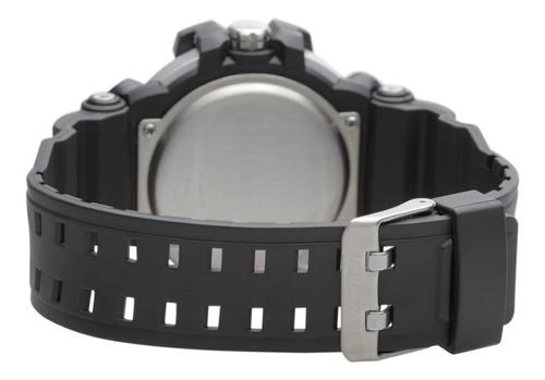 relógio mormaii masculino preto redondo - moad1101ab/8p