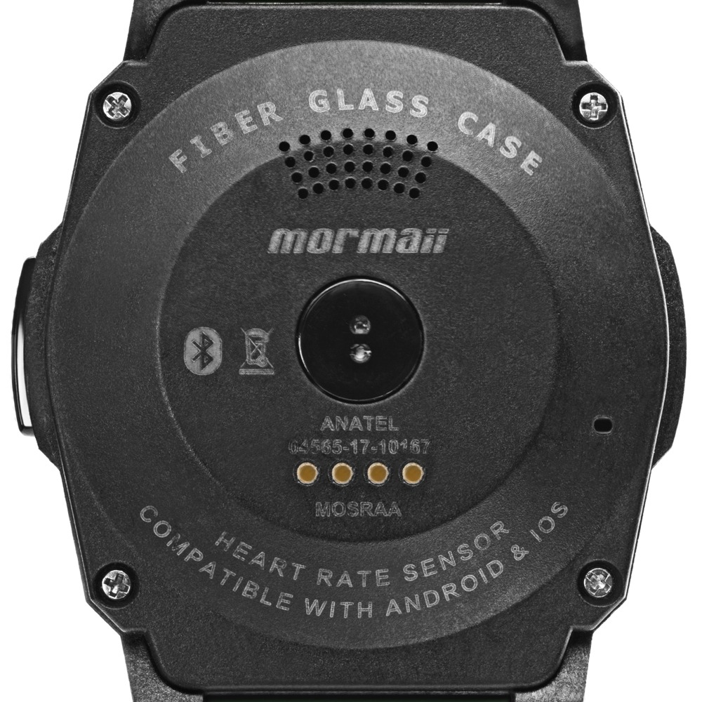 2cf6026eae615 relógio mormaii masculino revolution smartwatch mosraa 8c. Carregando zoom.