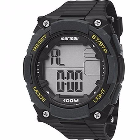 4d37ebd6aed Relógio Mormaii Masculino Wave Digital Moy1551 8y Wr 100m  - R ...