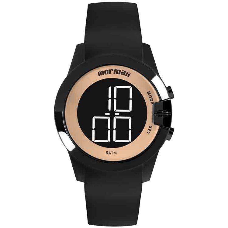 Relógio Mormaii Maui Lual Feminino - Mo13001a 8j - R  289,00 em ... 2336e5622a