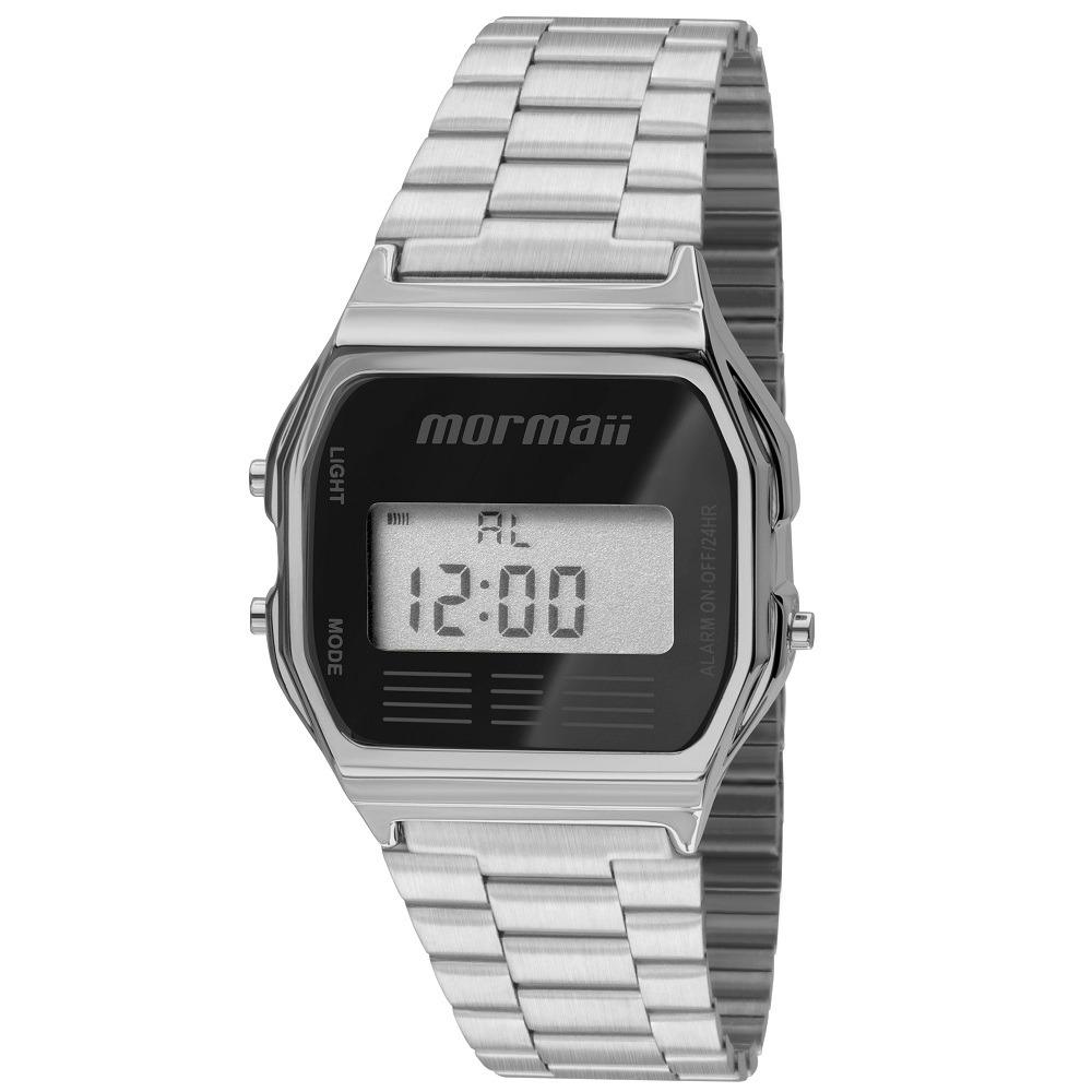 Relógio Mormaii Maui Unisex Mojh02aa 3p - R  159,00 em Mercado Livre 369cb35244