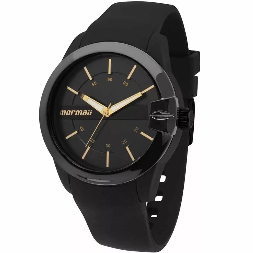 03760807f2ada Relógio Mormaii Maui Unisex Original C  N.f. Mopc21jah 8p - R  198 ...