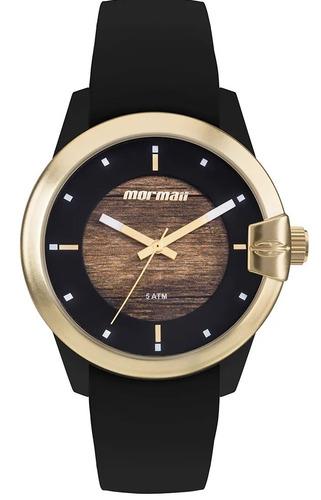 relógio mormaii maui wood mo2035jl/8m