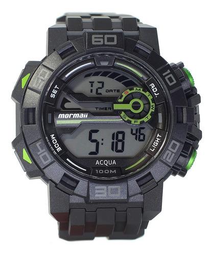 relógio mormaii mo1148ac/8a