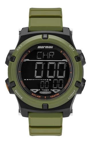 relógio mormaii - mo1192ad/8v