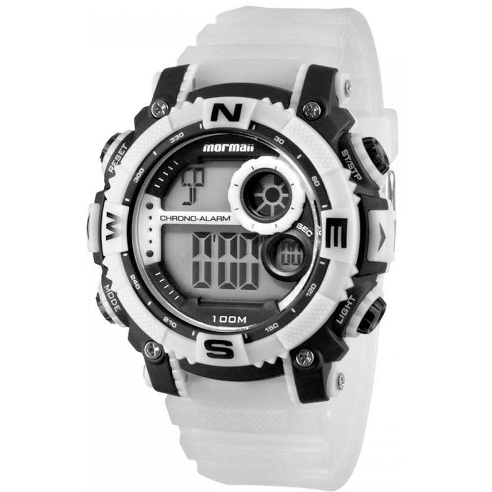 b41447b0b1d Relógio Mormaii Mo12579cc 8a Pulseira Muda De Cor - R  149