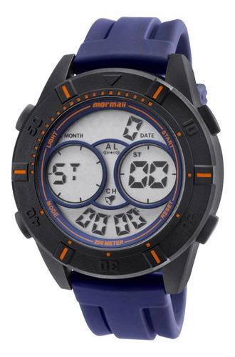 relógio mormaii - mo150915af/8l - 200m