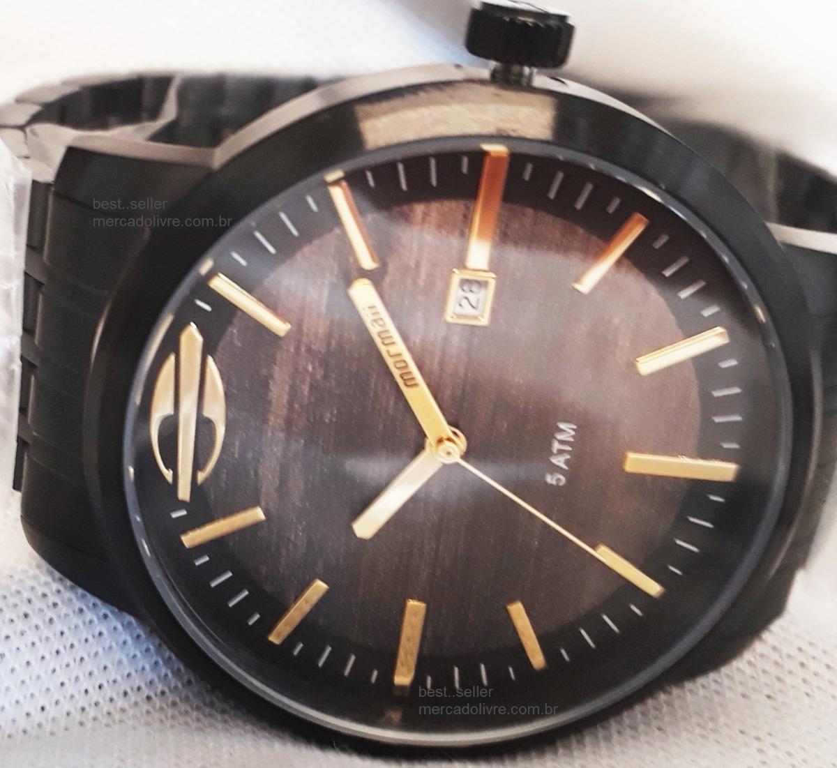 987fb5056fb relógio mormaii mo2115bf 4m mo2115bf 4m preto. Carregando zoom.