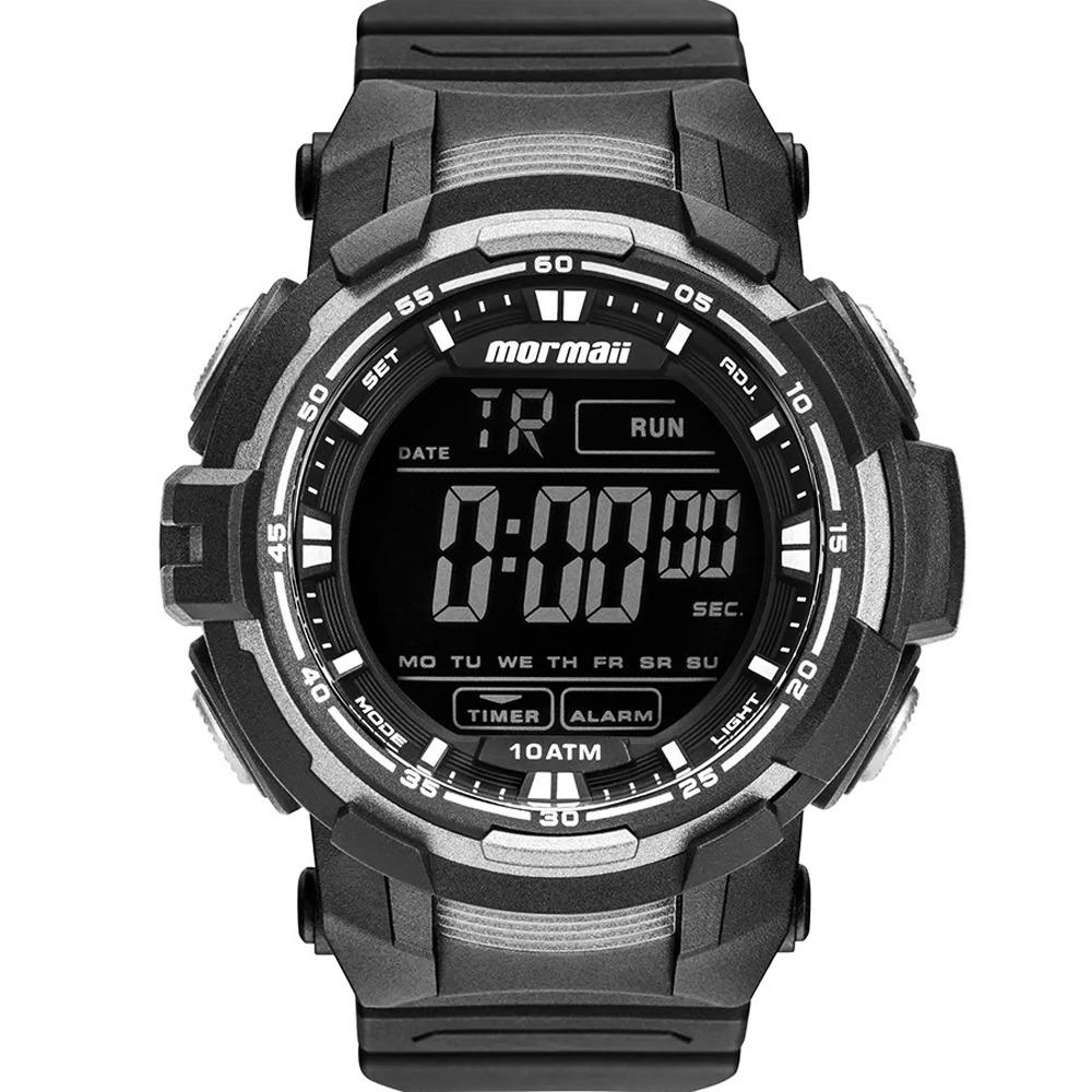 3fb3cdc2c90 Relógio Mormaii Mo8121aa 8c Esportivo Digital Acqua 100m -nf - R ...