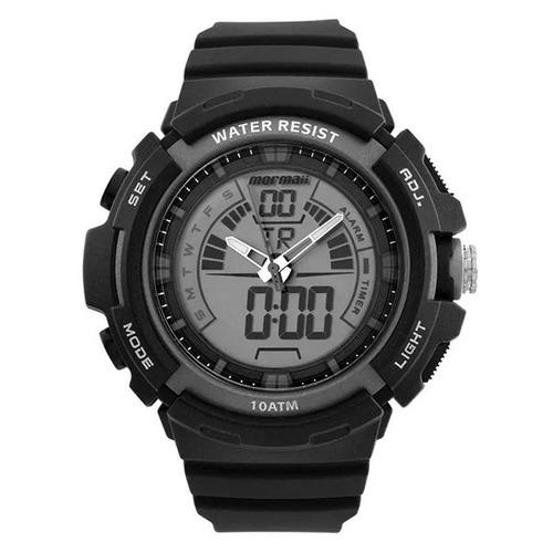relógio mormaii moad089028c preto