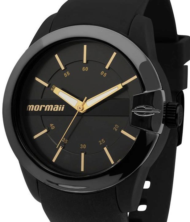 c4897d4d306 Relógio Mormaii - Modelo Mopc21jah 8p - R  199