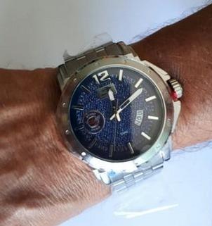 1e6062fb3e6 Relógio Mormaii On The Road Jeans Mo2315aar 3a - Autorizada - R  248 ...