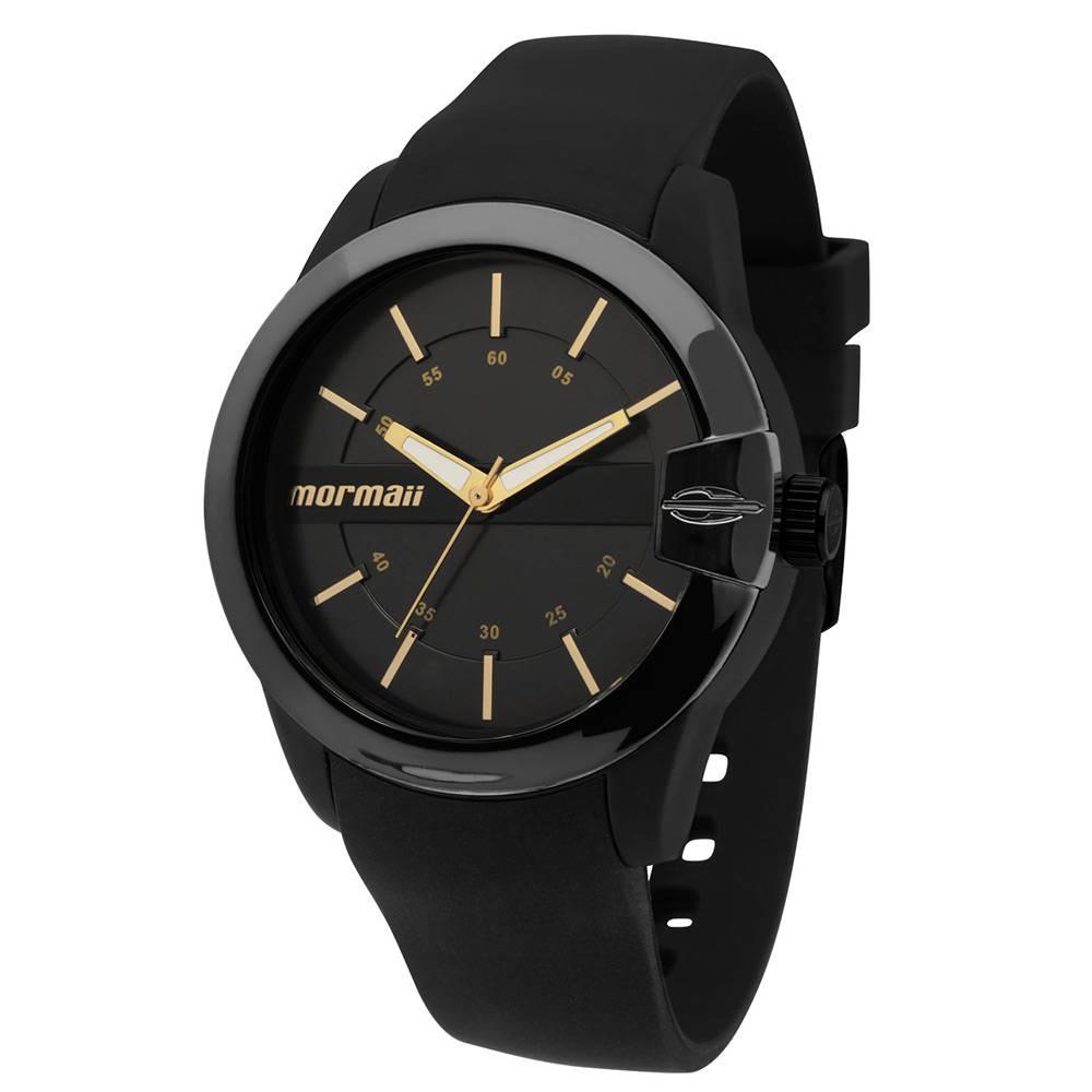 Relógio Mormaii Pulseira Silicone Mopc21jah 8p - R  189,00 em ... bd339b3c6c