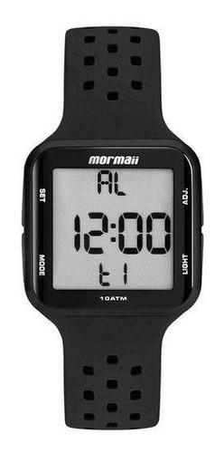 relógio mormaii ref: mo6600 8p digital preto