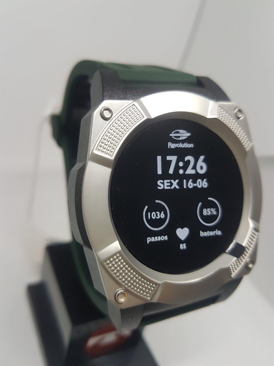 relógio mormaii revolution masculino smartwatch mosraa 8c. Carregando zoom. 874a638845
