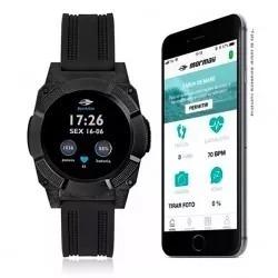 Relógio Mormaii Revolution Smartwatch Touch Mosrab 8p - - R  590,00 ... 91e1d3ee5e