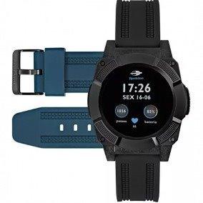 Relógio Mormaii Revolution Smartwatch Touch Mosrab 8p Preto - R ... 05e595a3d9