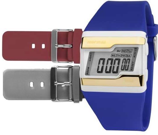34661170accc7 Relógio Mormaii Unissex Acquarela Fzv 8r Original Nota Fis - R  116 ...