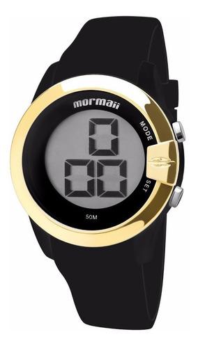 relógio mormaii unissex digital - mo13001/8p - nfe