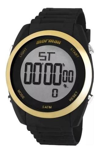 relógio mormaii unissex digital - mobj3463c/8p