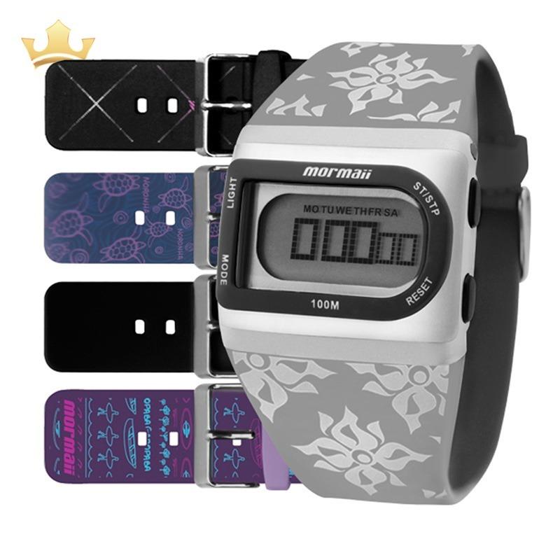 eb2b2e5c82a relógio mormaii unissex fzg t8c troca pulseira com nf. Carregando zoom.