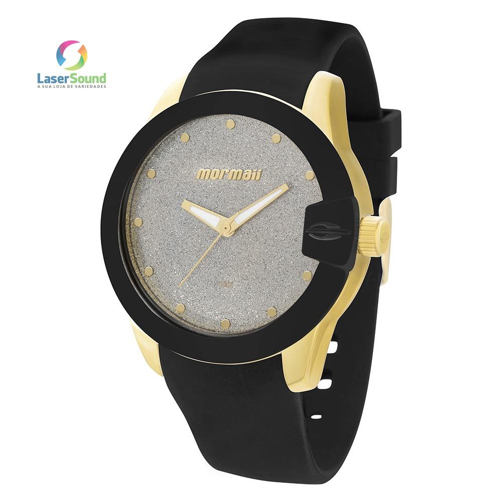 Relógio Mormaii Unissex Mo2035cu 8p, C  Garantia E Nf - R  184,00 em ... c53e71a99b